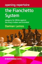 Opening Repertoire: The Fianchetto System. By Daniel Lemos  NEW CHESS BOOK