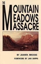 THE MOUNTAIN MEADOWS MASSACRE--1857 ATROCITY IN UTAH HISTORY-SHOCKING SLAUGHTER