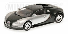 Bugatti Veyron EDITION CENTENAIRE - CHROME/GREEN 2009 Minichamps 1:43
