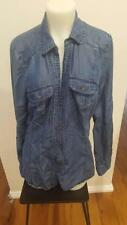 Zara Denim Shirt Size S