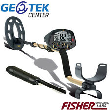 "Metal Detector Fisher F5 10"" + Pinpointer Fisher"