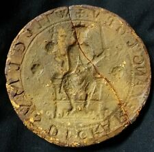 King William 2 Royal Seal Matrix