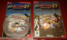 MAH JONG QUEST II 2 PC CD-ROM PAL