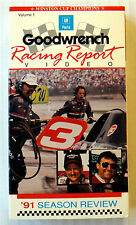 Goodwrench Racing Report Video - 1991 Season Review ~ RARE Nascar VHS Movie ~ 3
