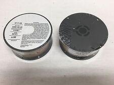 2 rolls @ 2lb ea .030 E71T-GS Flux Cored Gasless Steel Mig Weld Wire Comeaux