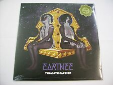 THEESATISFACTION - EARTHEE - LP COLORED VINYL NEW SEALED 2015 - LOSER EDITION