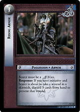 Lord of the Rings CCG Return of the King 7U245 Riding Armor X2 LOTR TCG