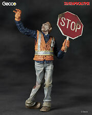 Gecco 1/16 Tales from the Apocalypse #3 Traffic Guard Plastic Model Kit IN STOCK