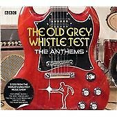 The Old Grey Whistle Test - Anthems (3 CD Set) BBC Music (VRare) Queen, The Who