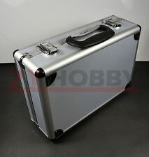 RC Drone Carry Hard Aluminum Case For futaba 14SG 10C 8FG 10J 8J T6K ZY # NEW