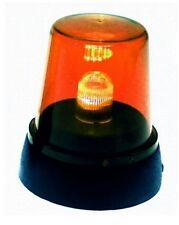 LED Signallampe Orange Rundumlicht Partylicht Discolampe Diskolampe Partyleuchte