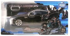 100% Takara Transformers Alternity Nissan GT-R Convoy Optimus Prime Black