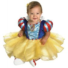 Baby Snow White Costume Disney Princess Halloween Fancy Dress