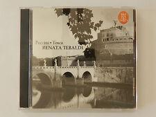 2 CD Puccini Tosca Renata Tebaldi