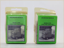 lg Lot 2 Magnuson 439-944 Model 9700 Cab over Tractor KITs 1:87 HO 2 per package
