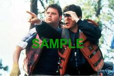 ORIGINAL 1984 PRESS TRANSPARENCY - TIM MATHESON & STEPHEN FURST IN UP THE CREEK
