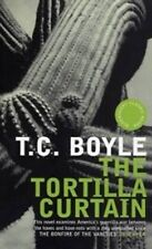 The Tortilla Curtain,Boyle, T. Coraghessan,Excellent Book mon0000049475