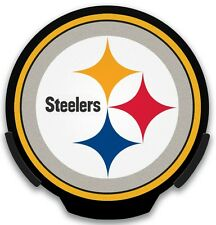 Pittsburgh Steelers Light-Up Power Decal NEW NFL Car Auto Night Light Emblem CDG