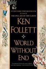 World Without End by Ken Follett (2008, Paperback) - NEW