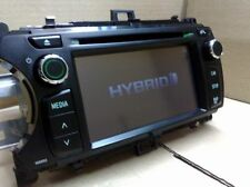 Radio Cd/Mp3 Toyota Yaris HYBRID Autoradio Display Navi Navigationsystem