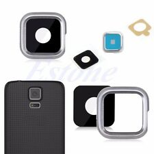 Camera Glass Lens Cover Replacement Part For Samsung Galaxy S5 I9600 G900 G9005