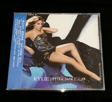"""Kylie Minogue """"Better Than Today"""" Remix 8-Track EP China CD 2012 New"""