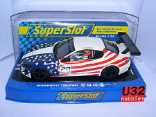 SUPERSLOT H3603 MASERATI TROFEO #20 WORLD SERIES 2012  SCALEXTRIC UK MB
