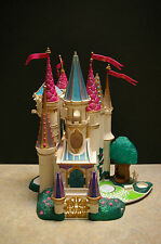 1998 'POLLY POCKET' TRENDMASTERS 'BEAUTY AND THE BEAST' CASTLE