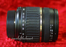 EXC Tamron 18-200mm DI II IF Zoom Lens w/Hood for Nikon D60 D3200 D5000 D5500 +