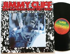 JIMMY CLIFF GIVE THE PEOPLE WHAT THEY WANT ORIG WEA REGGAE LP 1981