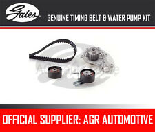 GATES TIMING BELT AND WATER PUMP KIT FOR CITROEN C4 COUPE 1.6 HDI 109 BHP 2004-