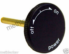 POWER ON / OFF KNOB FITS TECHNICS SL1200MK2 SL1210MK2 NEW PART SL1200 SL1210