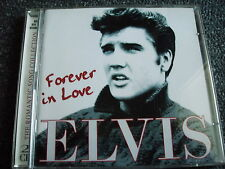 Elvis Presley-Forever in Love 2 CDs-Made in Germany