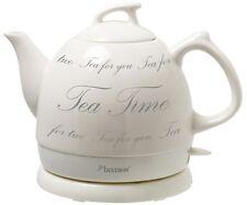 Keramik Wasserkocher 1800 Watt 0,8 Liter Bestron DTP800 ceramic teakettle
