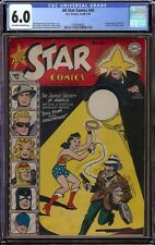All Star Comics # 44 CGC 6.0 OW/W (DC, 1946) 1st appearance Evil Star, Rare