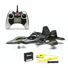 ® Corsa Top f22 Fighter Jet 4 Canali Telecomando RC QUAD COPTER (i colori variano)
