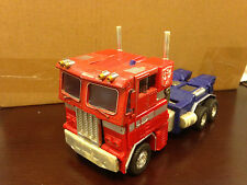 Transformers Optimus Prime Masterpiece MP-04  MP01