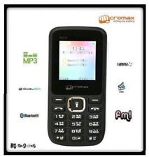 New Micromax - X406 Dual Sim Mobile Phone With Camera + MP3 @ Best Price.!