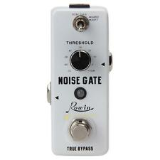Donner Noise Killer Guitar Noise Gate Suppressor Effect Pedal