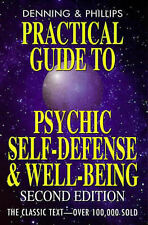 Practical Guide to Psychic Self-Defense Strengthen Your Aura Very Good Book