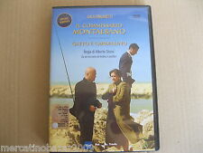 IL COMMISSARIO MONTALBANO Gatto e Cardellino (2002) DVD ORIGINALE USATO