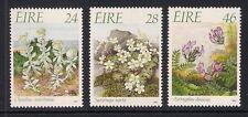 Ireland Eire mint stamps - 1988 Endangered Flora of Ireland, SG698/700, MNH