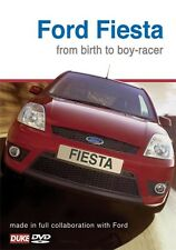 Ford Fiesta - From Birth to Boy Racer (New DVD) XR2 Si 1400 1800 Zetec