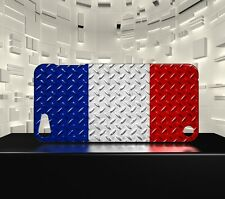 Coque iPod Touch 5 Drapeau FRANCE 05