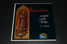 Buxtehude - Complete Organ Works, Vol. 5 - FAST SHIPPING!!