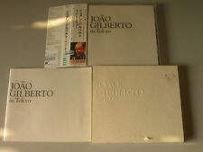 JOAO GILBERTO in tokyo 2003 JAPAN CD JAPANESE BOOKLET + SLIPCASE + OBI MF41