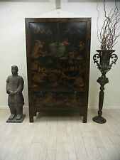 ORIENTAL CHINESE WEDDING CABINET ~ DECORATIVE CUPBOARD * PLASMA TV STAND UNIT