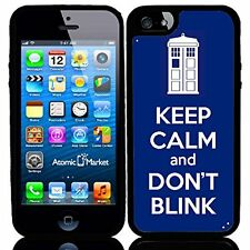 Tardis Keep Calm And Don't Blink For Iphone 6 Case Cover