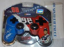 PLAY STATION 3 PS3 Mad catz Nascar Controller Faceplate Dale Jr 88