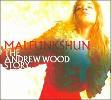 Malfunkshun: The Andrew Wood Story CD DVD Mother Love Bone Pearl Jam EUC Rare